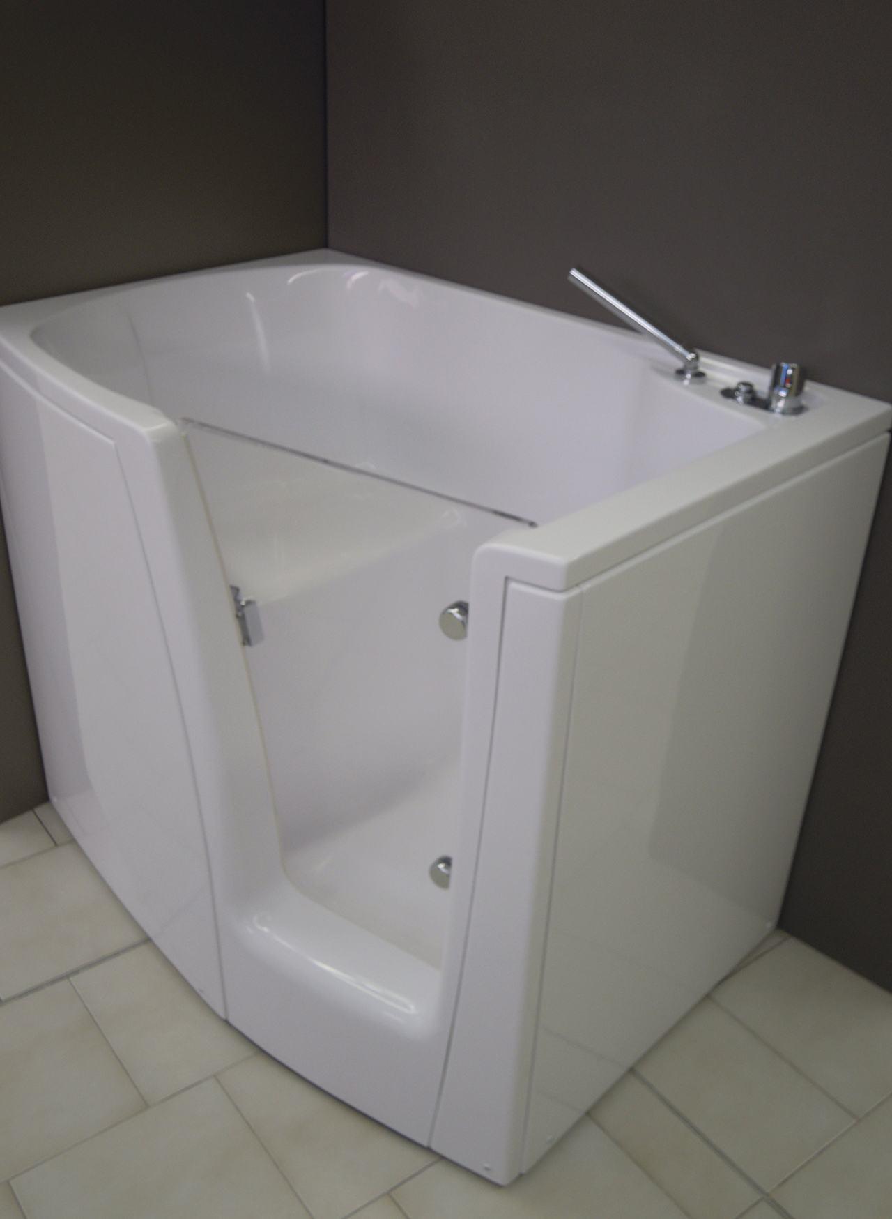 Vasca con sportello vera - Vasca bagno assistito ...